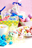 Doces de Easter fotos de stock royalty free