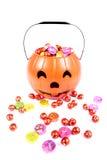 Doces de Halloween Foto de Stock Royalty Free