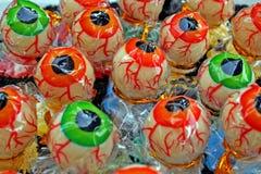 Doces de Halloween. Imagens de Stock