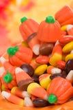 Doces de Halloween Imagens de Stock