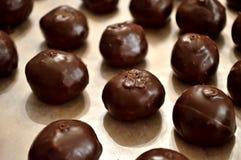 Doces do bombom do chocolate Foto de Stock