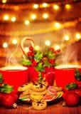Doces do Natal Foto de Stock