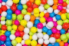 Doces doces do arco-íris Fotos de Stock Royalty Free