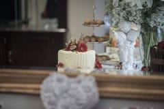 Doces e pastelaria Imagem de Stock