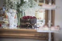 Doces e pastelaria Fotografia de Stock Royalty Free
