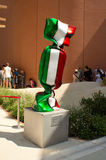 Doces italianos na expo 2015 Fotografia de Stock
