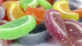 Doces Jelly Lolly doce e Sugar Dessert delicioso imagem de stock royalty free