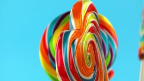 Doces Jelly Lolly doce e Sugar Dessert delicioso fotografia de stock royalty free