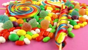 Doces Jelly Lolly doce e Sugar Dessert delicioso filme