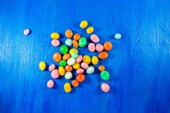 Doces Multicoloured Foto de Stock