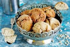 Doces orientais tradicionais das cookies de Halva Fotos de Stock Royalty Free