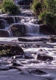 Dochart Falls stock images