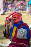 Dochula Druk Wangyel Festival 2014 Stock Images
