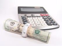 docisnąć uratować kosztów budżetu Obrazy Stock