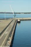 dock Royaltyfri Fotografi