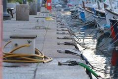 Dock Photographie stock libre de droits