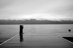 Dock Images libres de droits