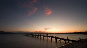 dock Photographie stock