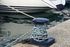 Dock lizenzfreies stockfoto