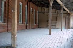 Dock Area stock photo