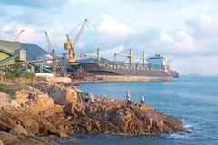 Dock basin Stock Photography