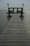 Dock In the Bay Royalty Free Stock Photography