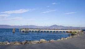 Dock in Bracciano - IT Stock Photography