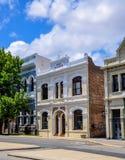 Dock Buildings: Fremantle, Western Australia Royalty Free Stock Images