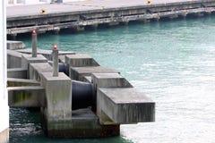 Dock Bumper Stock Photos
