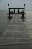Dock dans le compartiment photographie stock libre de droits