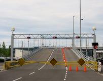 Dock de car-ferry Image stock