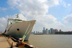 Dock de Changhaï photographie stock