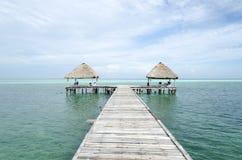 Dock de Pasarela Hemingway Photo stock