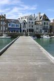 Dock de ponton photographie stock libre de droits