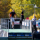 Dock Dog National Championship Big Air Event Royalty Free Stock Photo