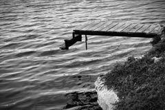 dock royaltyfri foto