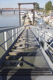 Dock Gangway Royalty Free Stock Photos