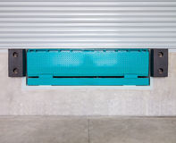 Dock leveler Stock Photography