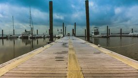 Dock, Pier, Fixed Link, Sea Royalty Free Stock Photography