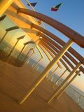 Dock S Glimpse Stock Image