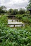 Dock sec de Flatford photos stock