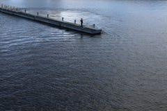 Dock Worker Drifting Stock Photos