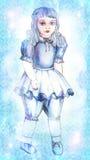 docka royaltyfri illustrationer