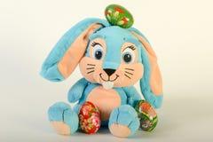 Docka för kanineaster kanin Royaltyfria Bilder