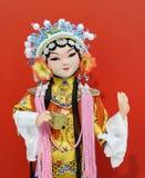 Docka för Pekingopera Royaltyfria Foton