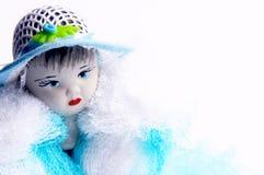 dockaframsida Royaltyfri Fotografi