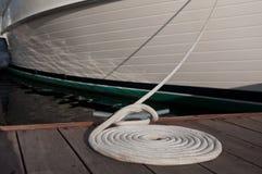 Docked Boat Royalty Free Stock Image