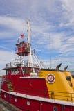 Docked Tugboat Royalty Free Stock Image