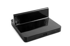 Docking Station - Sync and Charge Cradle Royalty Free Stock Photos