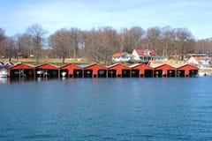dockland Fotografia Stock